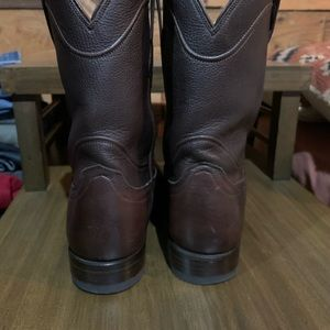 Tecova boots size 10 1/2D